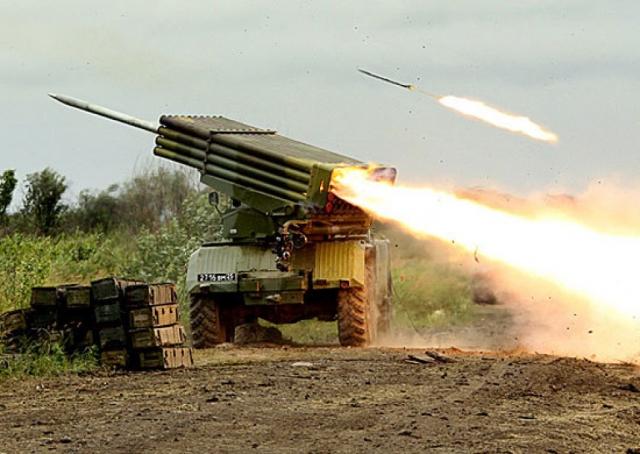 В Вооруженных силах России отмечают День ракетных войск и артиллерии