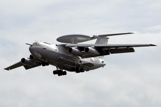 Самолёт ДРЛО А-50