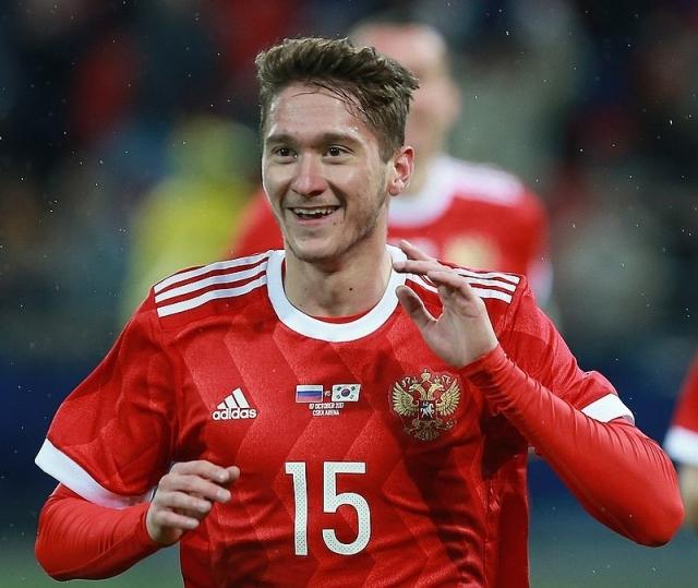 Алексей Миранчук в очередной раз принес «Локомотиву» победу