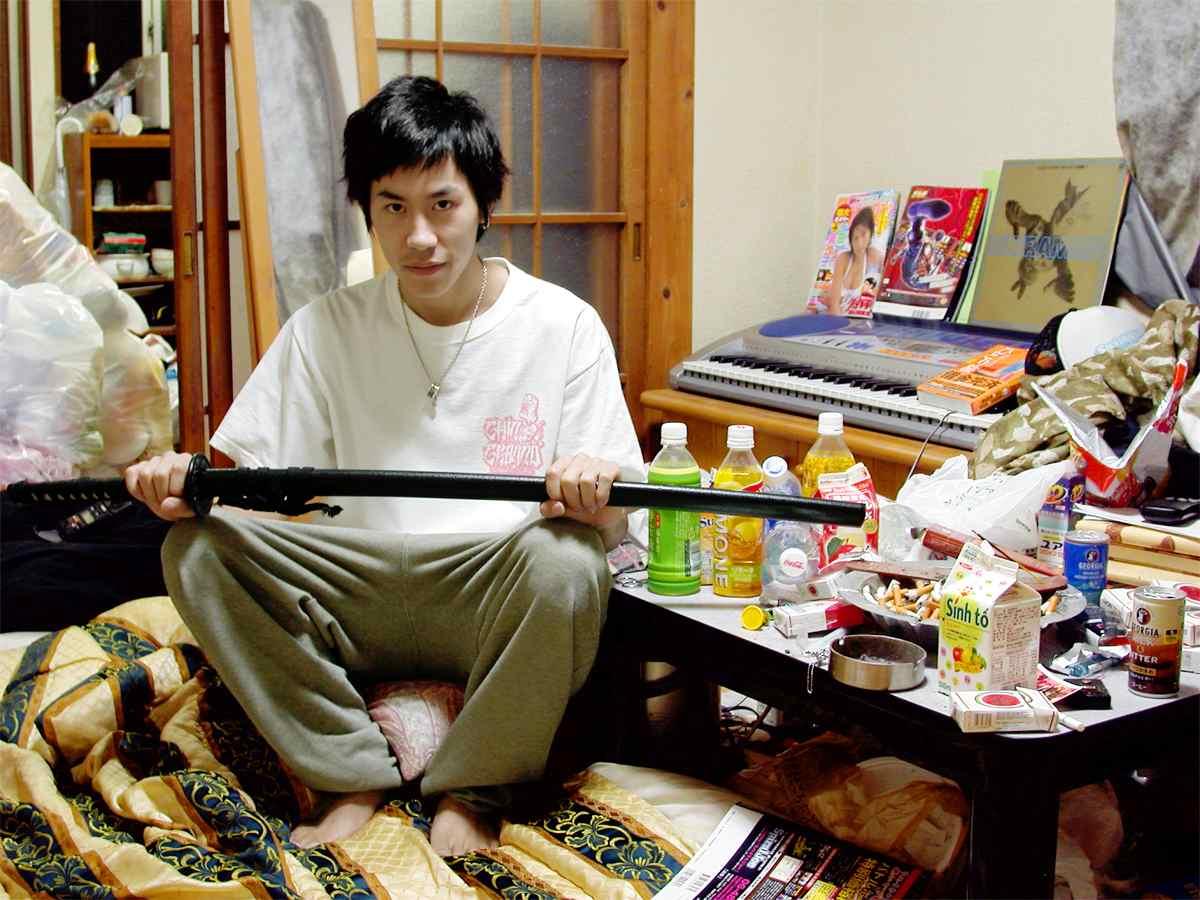 Японский затворник — хикикомори