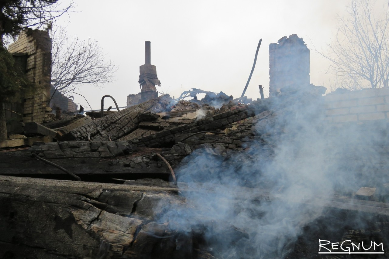 Террор киевских властей в ДНР