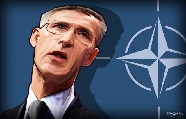 Украинцы всё сильнее хотят в НАТО, Столтенберг не против