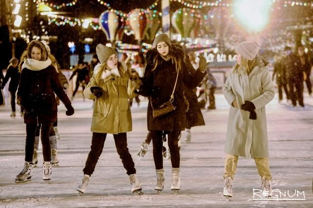 На Москву надвигаются гололедица и снег