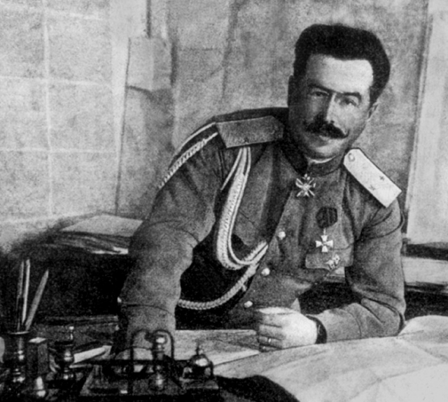 Николай Духонин