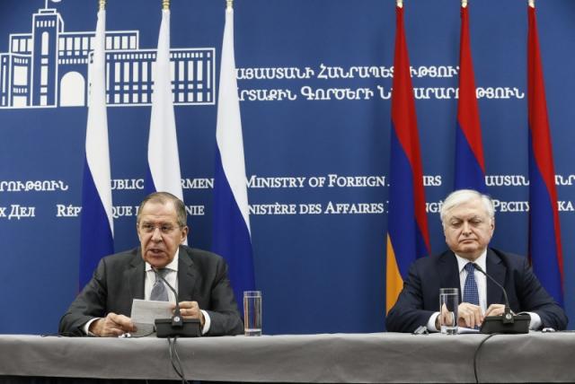 Переговоры по Карабаху быстро не завершатся: Лавров