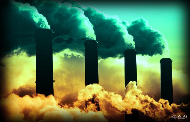 Красноярск провалился в экологическом рейтинге городов России