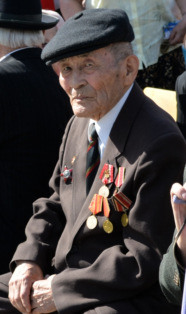 На Алтае умер один из последних участников Курской битвы