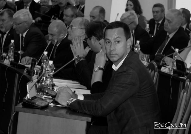 Задержан глава нижегородского отделения «Справедливой России»