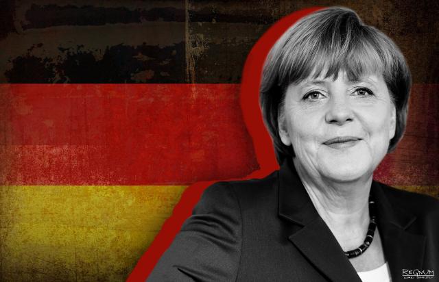 Меркель борется за свое политическое выживание