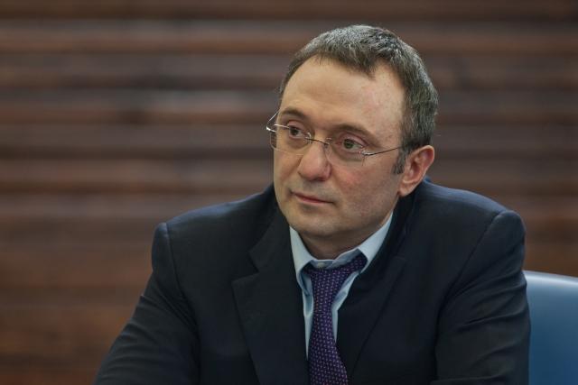 Во Франции задержан сенатор от Дагестана Сулейман Керимов