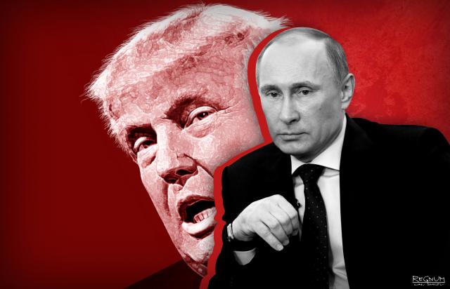 Трамп: «Замечательно поговорил с Путиным»