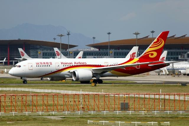 Boeing 787 китайской авиакомпании долетел до Чикаго на «растительном масле»