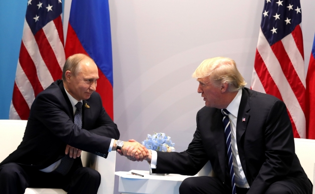 Вместе – против ИГ*, Аль-Каиды* и Талибана*: Путин и Трамп договорились