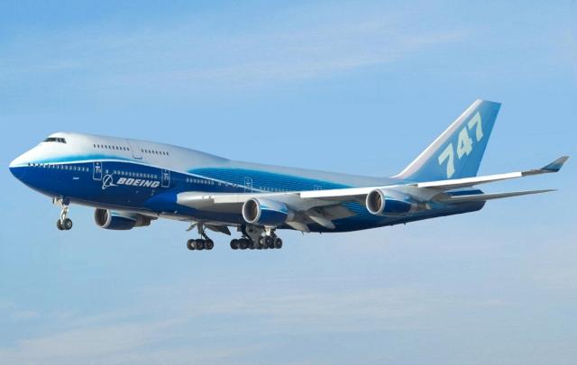 В китайском интернет-магазине Taobao с молотка ушли два самолета Boeing 747
