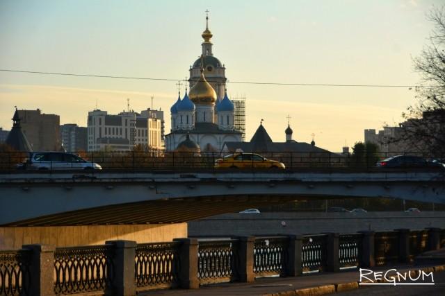 Храм Святой Троицы Живоначальной в Кожевниках
