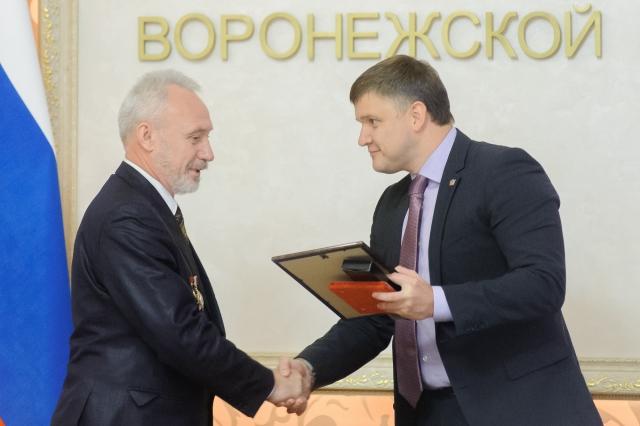В Воронеже наградили победителей конкурса «Инженер года-2017»