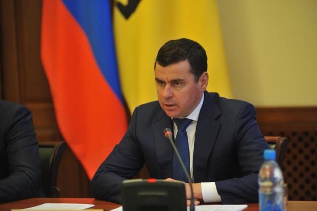 Ярославский губернатор заявил о введении режима ЧС в поселке Мокеиха