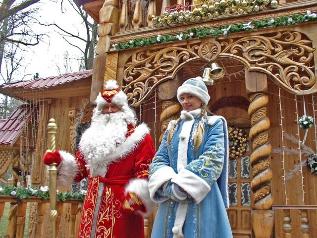 Рамзан Кадыров собрался в гости к Деду Морозу