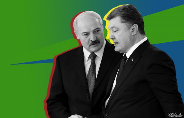 Киев не хочет ссориться с Минском и призывает Лукашенко не слушать Россию