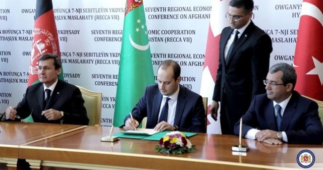 Министр иностранных дел Грузии Михеил Джанелидзе подписал соглашение о коридоре «Лазурит»