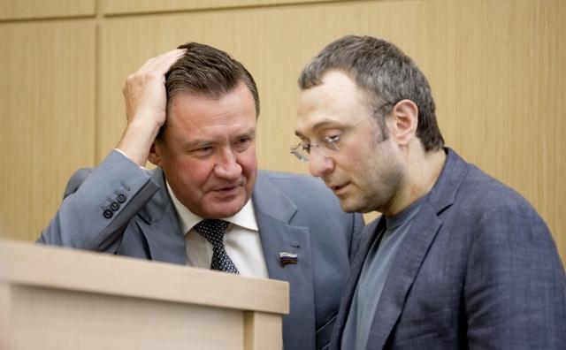 Французская прокуратура предъявила официальные обвинения Сулейману Керимову