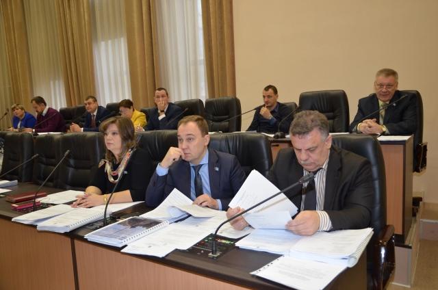 Городская дума Калуги одобрила план приватизации на 2018 г
