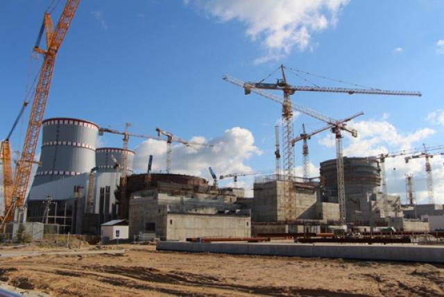 Запуск первого энергоблока ЛАЭС-2 ожидается в начале декабря 2017 года