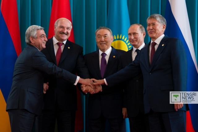 Ереван назвал условие для вступления Азербайджана в ЕАЭС