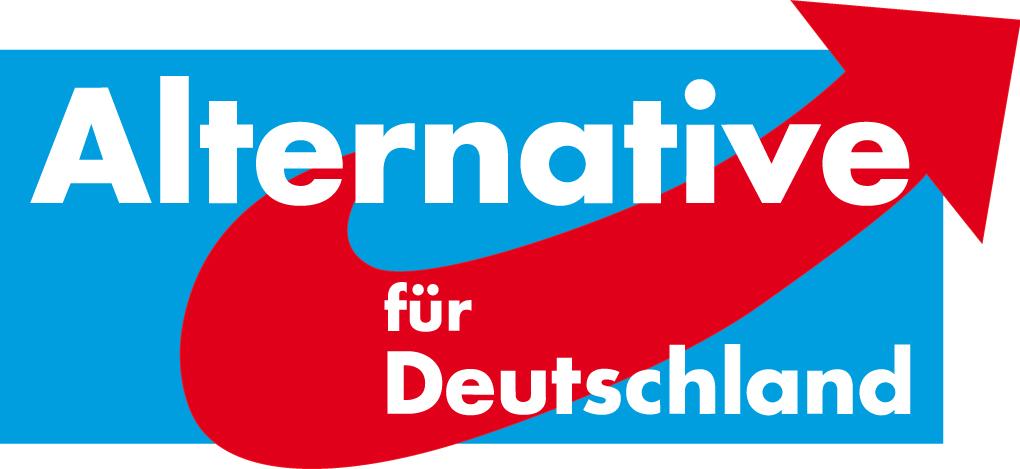 Логотип партии «Альтернатива для Германии» (AfD)