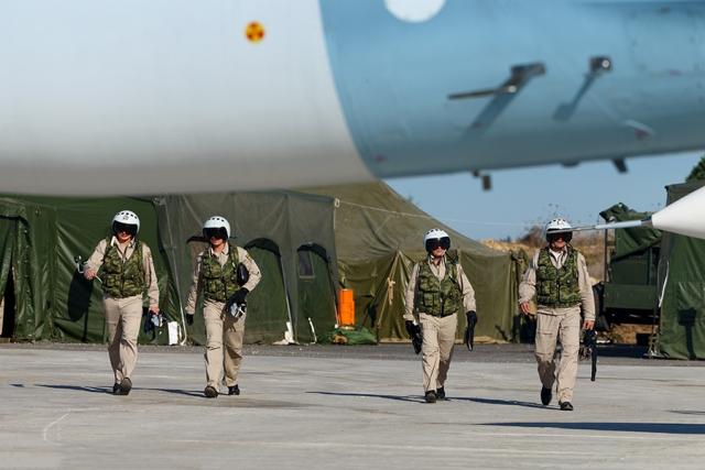 Генштаб не исключает сокращения вооруженных сил России в Сирии