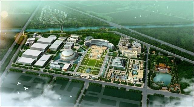 Проект промышленного парка «Великий Камень». Белоруссия