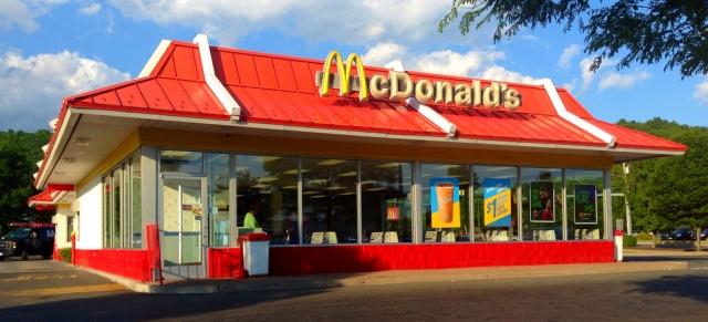 McDonald's боится, что в России его признают иностранным агентом