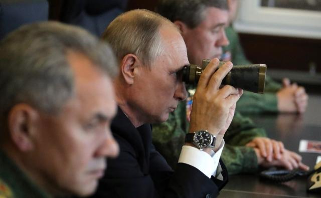 США испытывают РФ на прочность