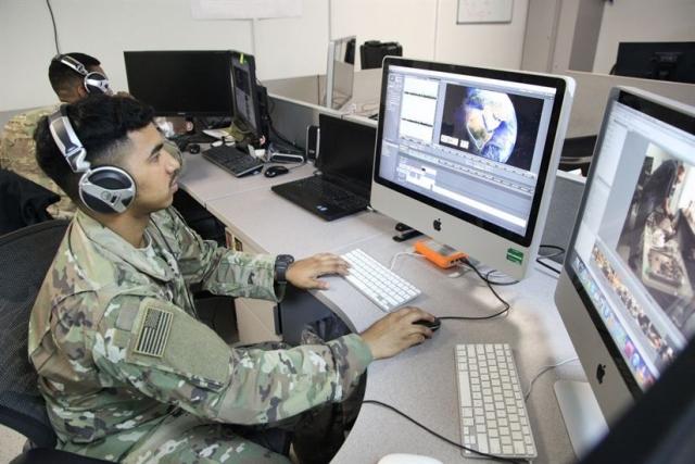 Подразделение информационной войны армии США
