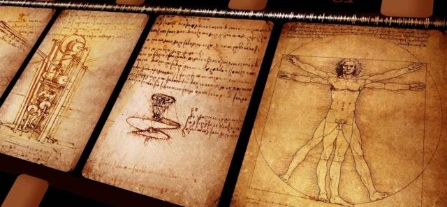 Билл Гейтс привезет Лестерский кодекс Да Винчи в Италию