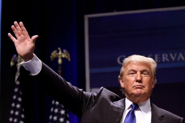 Трамп – не Человек года? «Звонили из TIME, но я отказался»