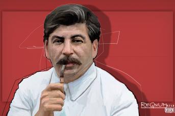 Иосиф Сталин, Иван Шилов © ИА REGNUM