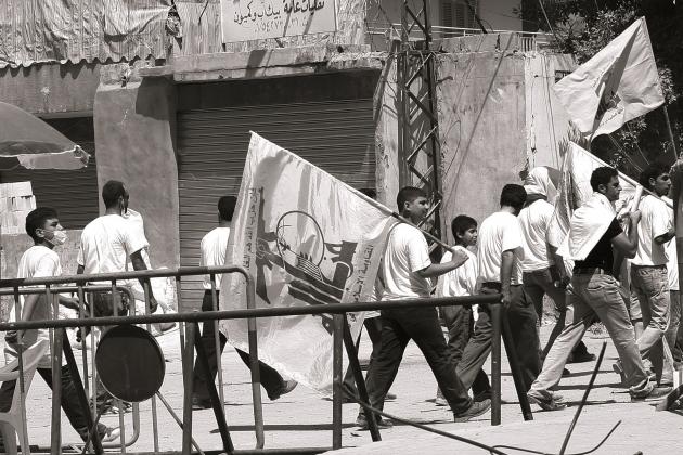 «Хезболла». Бейрут