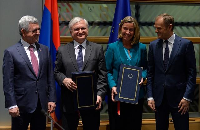 Путь Нельсона Манделы: о «Восточном партнёрстве» Армении с ЕС