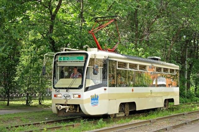 Ярославцы провели техприемку подаренных Москвой трамваев
