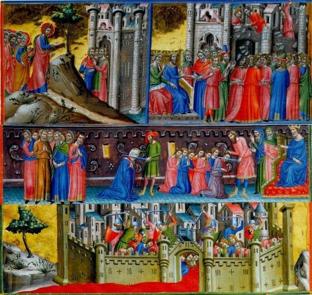 Первая агрессия именем Бога: Первый Крестовый поход