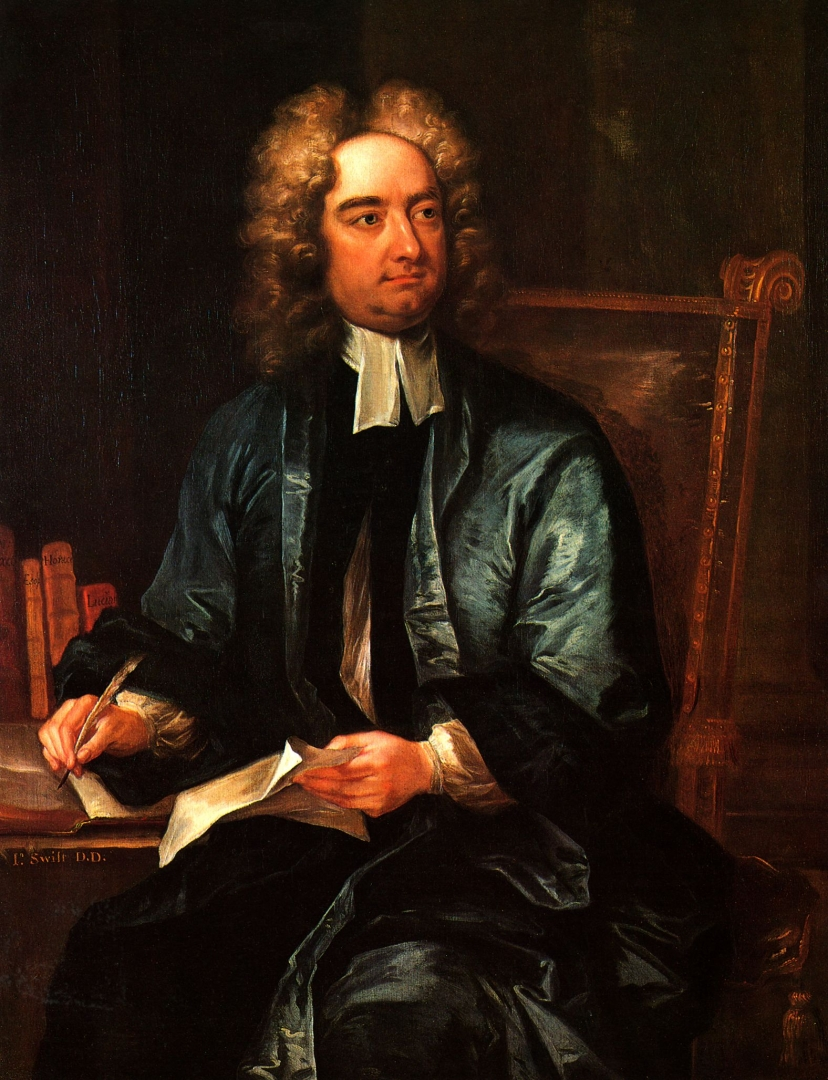 essays on jonathan swift Read this essay on jonathan swift come browse our large digital warehouse of free sample essays get the knowledge you need in order to pass your classes and more.