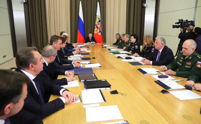 Chatham House: Новая программа вооружений дает понять приоритеты России