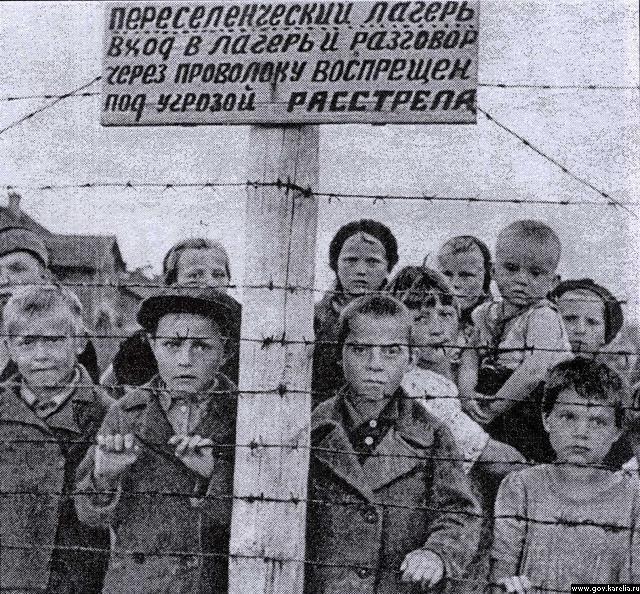 Нацистский концлагерь в Саласпилсе. Латвия