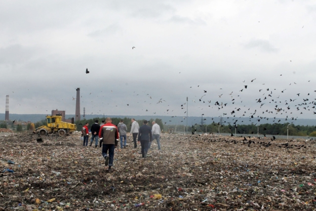 Ущерб от разлива стоков на полигоне ТБО в Чувашии оценили в 32 млн
