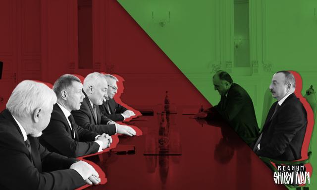 Ильхам Алиев и Минская группа ОБСЕ