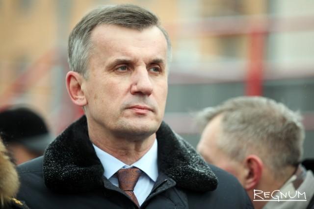 Генеральный директ АО «Адмиралтейские верфи» Александр Бузаков