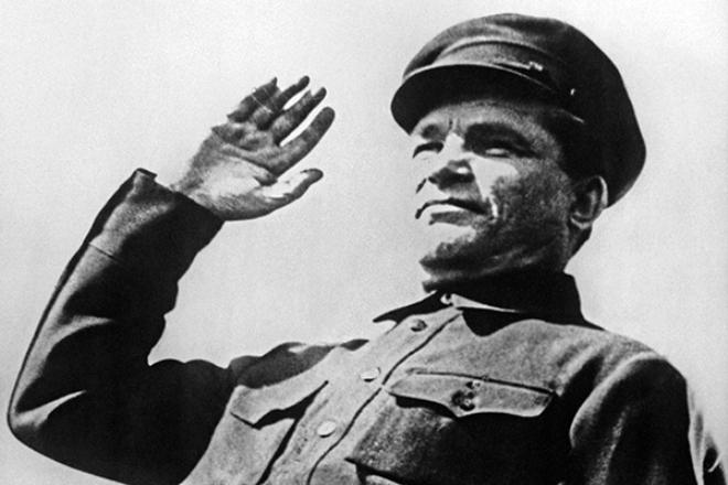 Советский государственный и политический деятель Сергей Миронович Киров