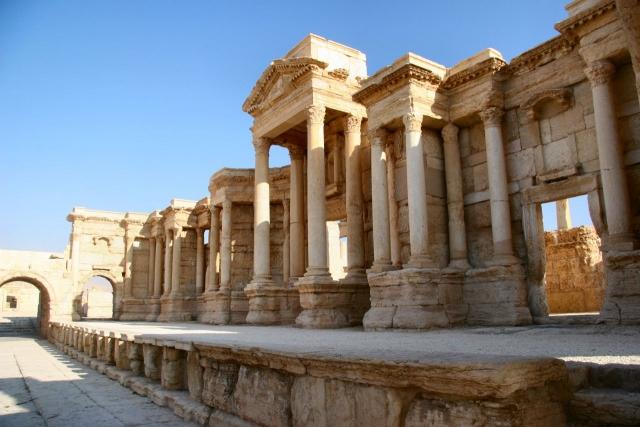 ЮНЕСКО: Мир может потерять культурное наследие Ближнего Востока