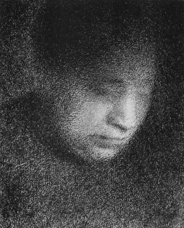 Жорж-Пьер Сёра. Мать художника. 1883